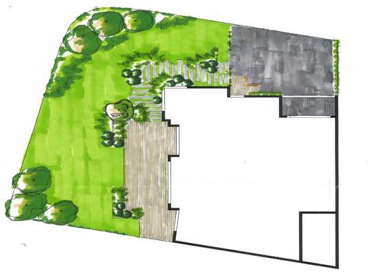 Am nager votre jardin atlantic paysage for Amenager son jardin 3d