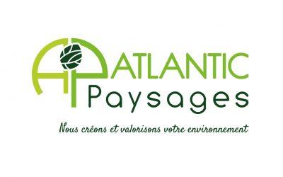 L'identité visuelle d'ATLANTIC Paysages évolue : découvrez notre nouveau logo !