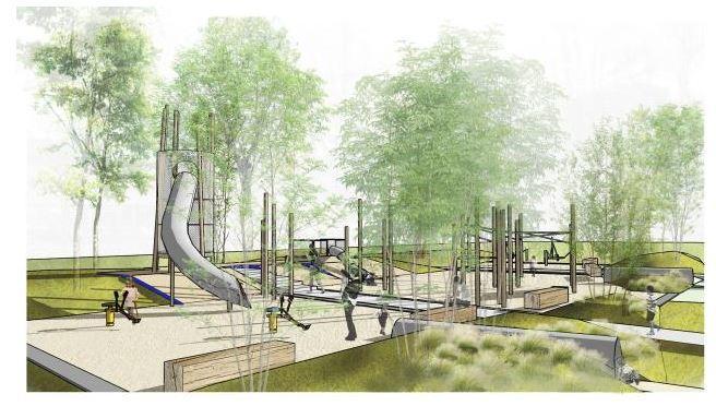 Aire de jeux du Parc Jules Ferry