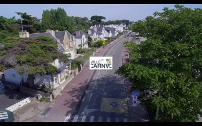 Réaménagement du Boulevard de la Plage de Carnac