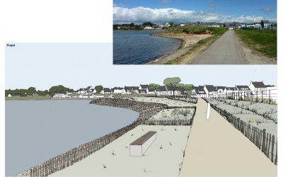 Projet d'aménagement et de protection du Littoral Port-Louis