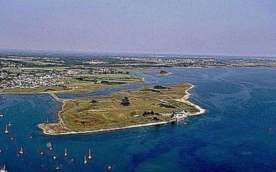 Riantec – Des travaux d'aménagement aux abords de l'île de Kerner