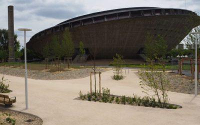 Aménagement de la Plaine des Sports de Saint-Nazaire