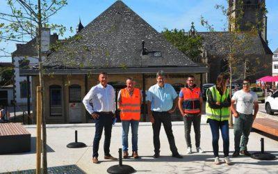 Rénovation de Carnac-Bourg